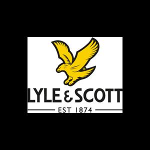 Lyle & Scott - Mannenmode Simons 4 in Bree